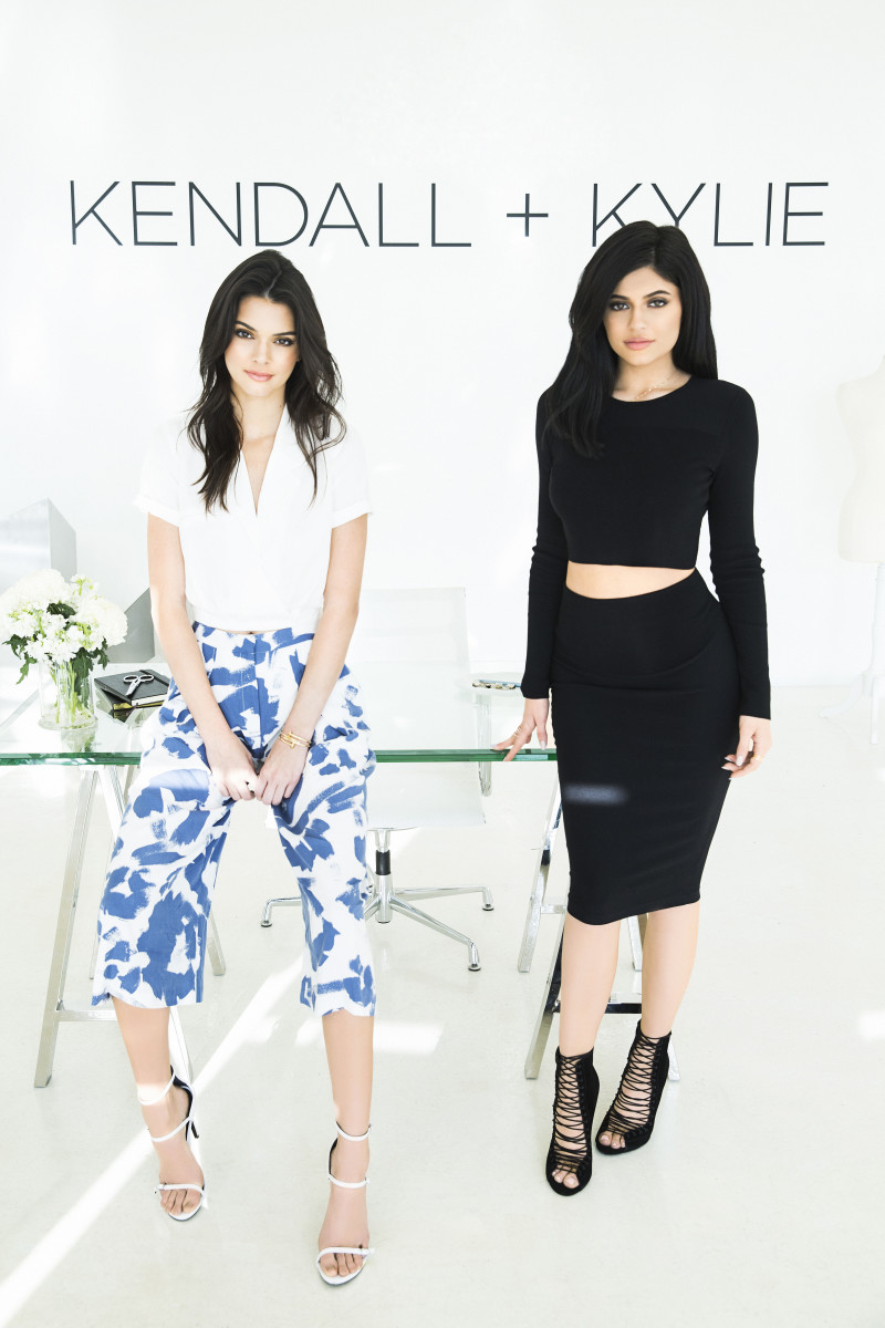 Photo: Kendall + Kylie