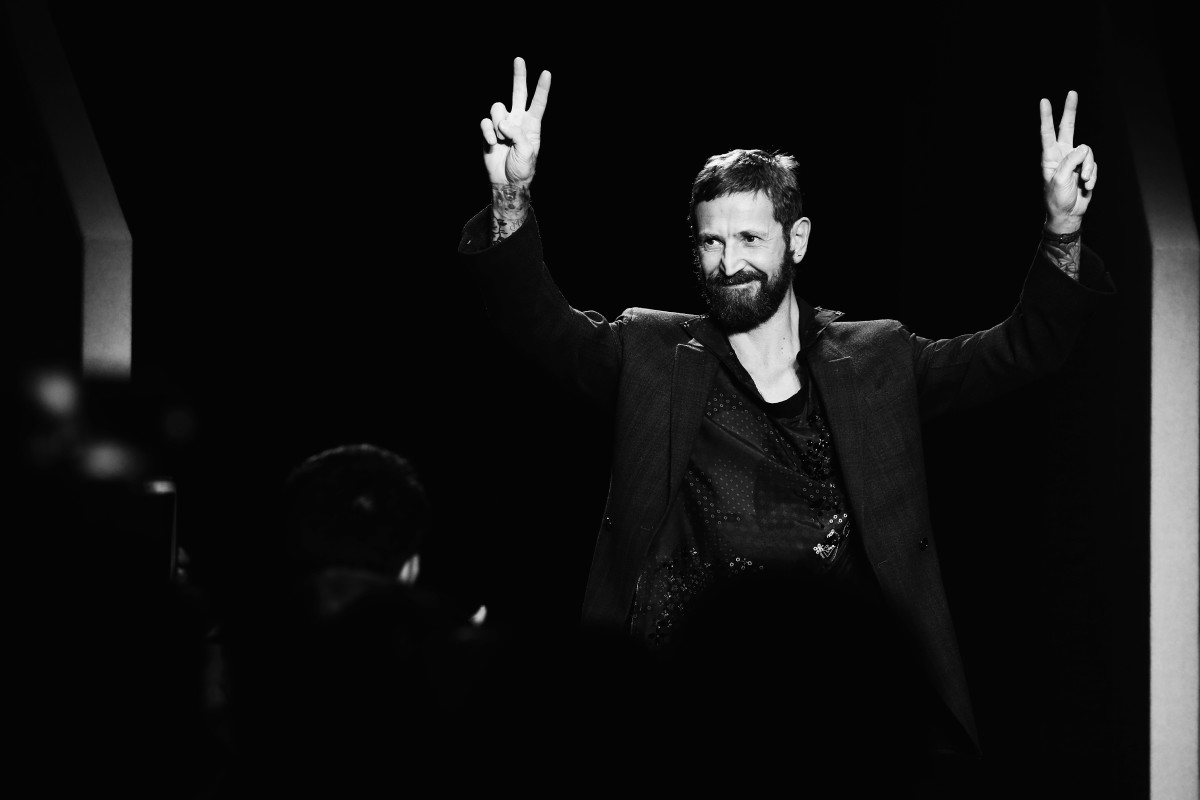 Stefano Pilati to exit Ermenegildo Zegna catalog photo