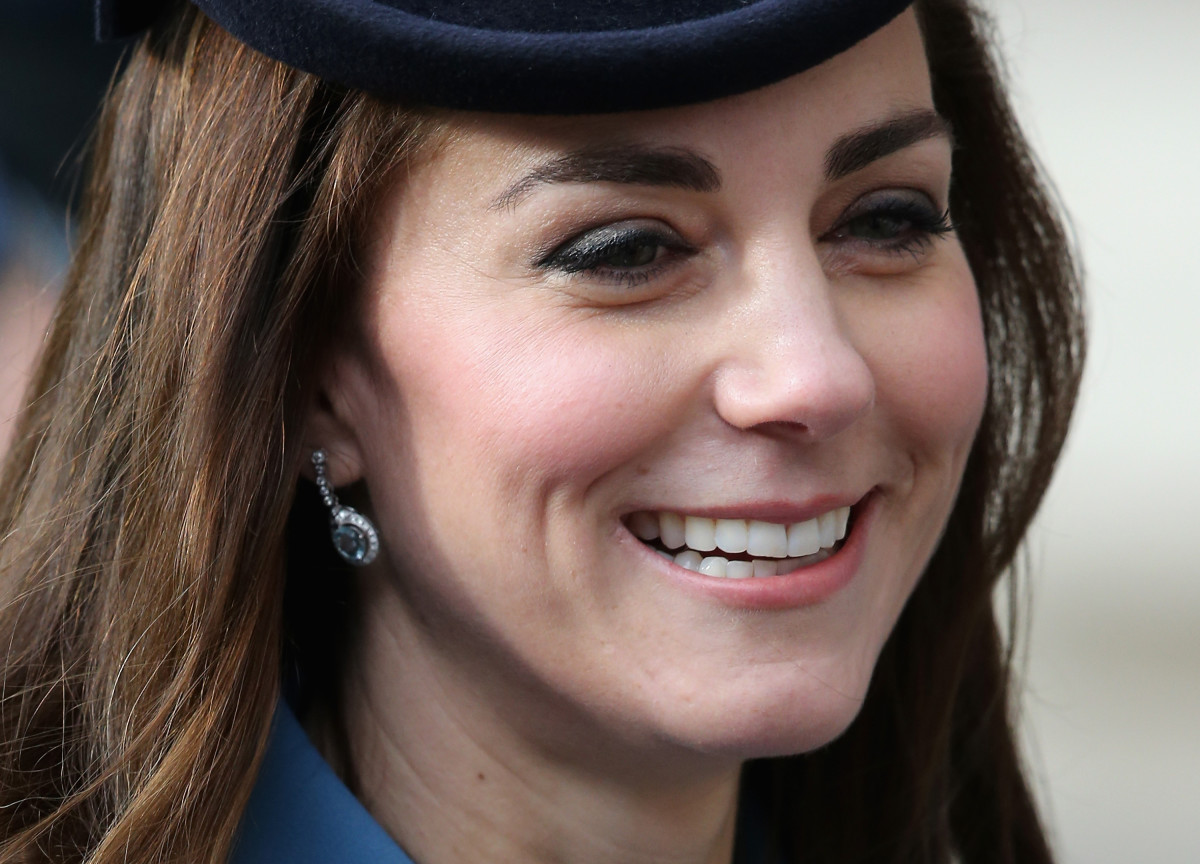 Kate Middleton Cant Even Try A New Brow Filler Without Being