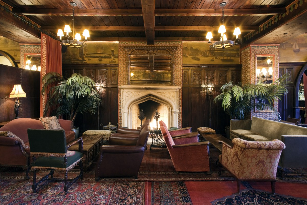 The Lobby At Bowery Hotel Photo Gregory Goode