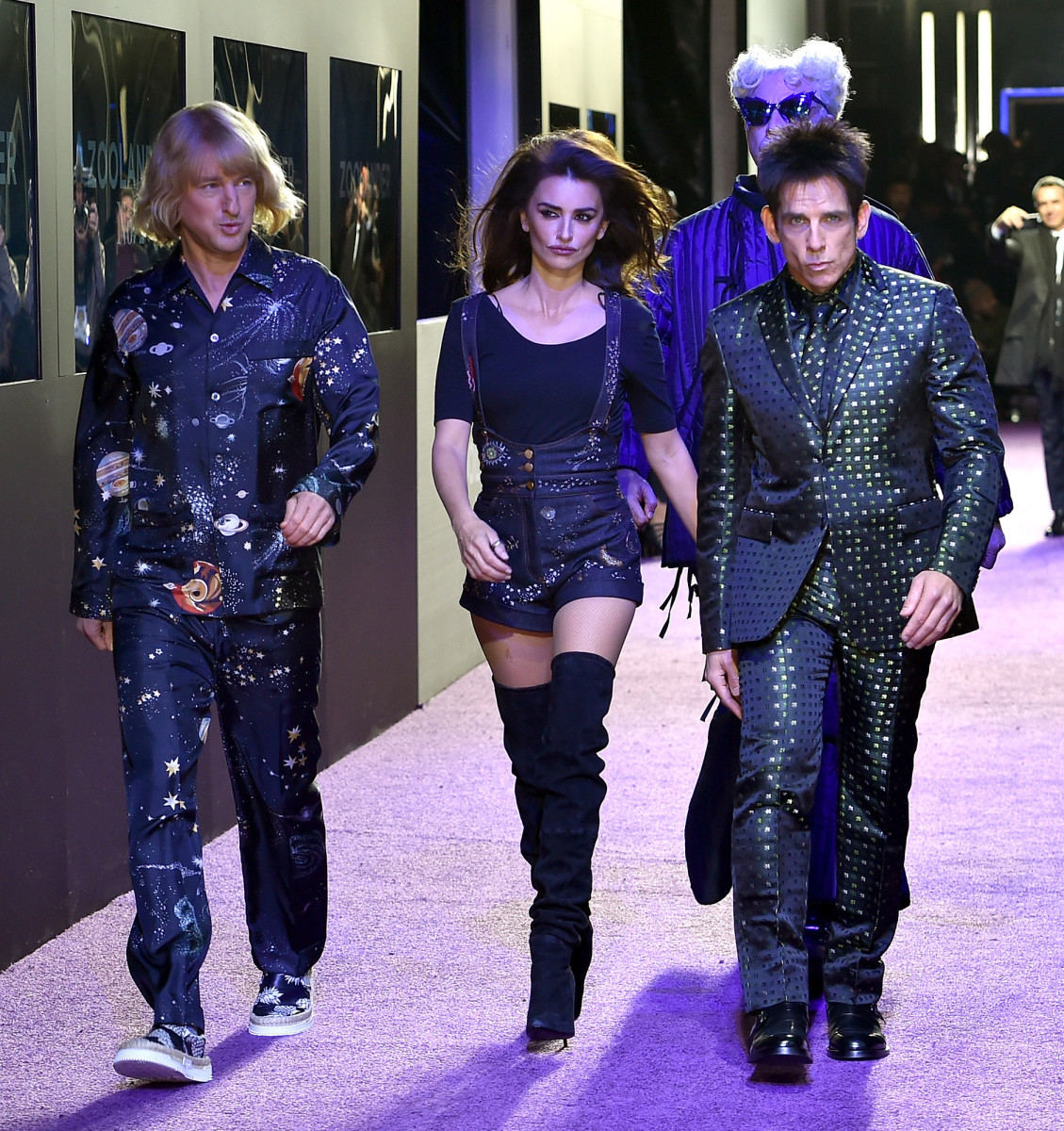 The Zoolander 2 Premiere Doubled As A Fashion Show At Lincoln Center Fashionista