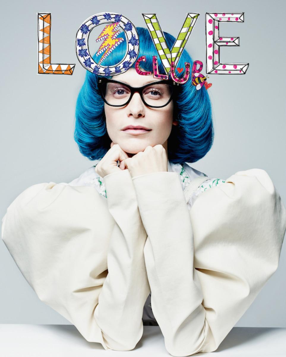 Poppy Delevingne. Photo: Love