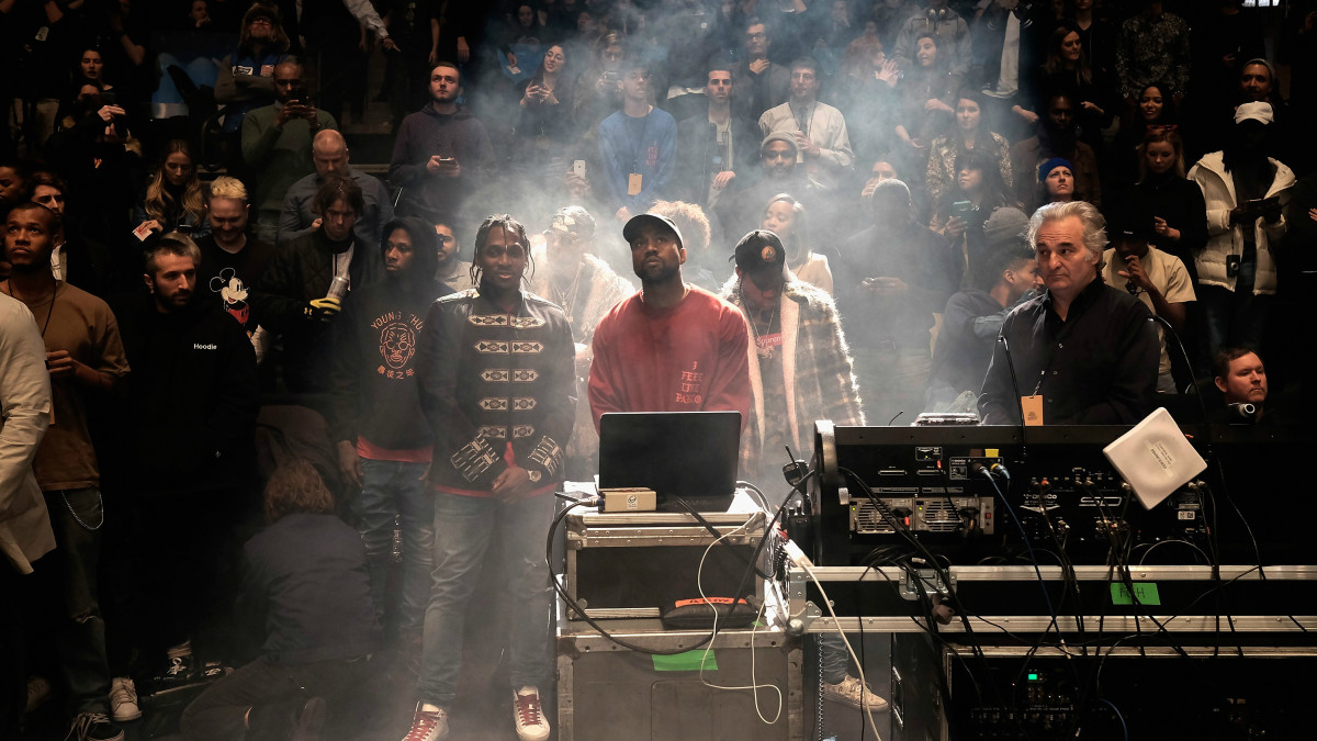 Kanye West Threw A Raging Album Release Party At Madison