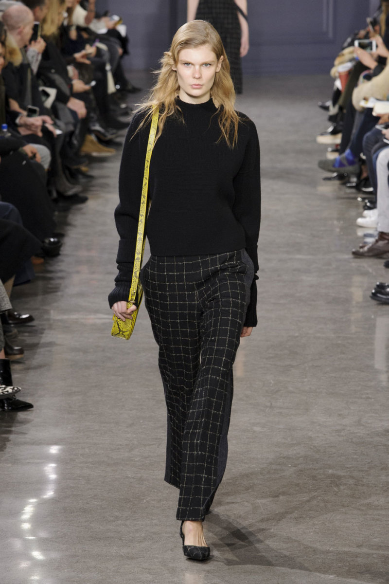 A look from the Jason Wu fall 2016 collection. Photo: Imaxtree