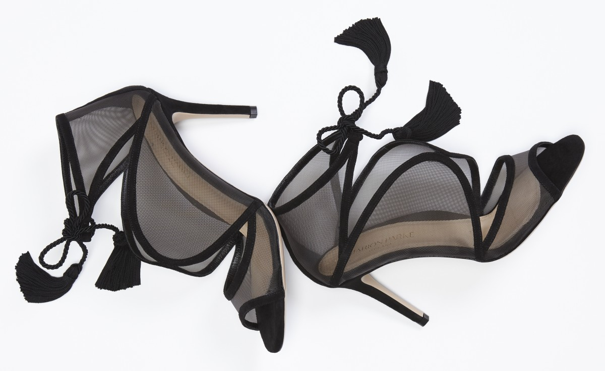 "Marion Parke ""Lita"" heels. Photo: Marion Parke"