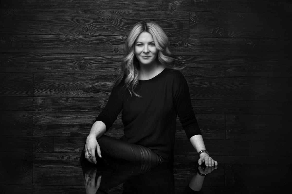 Designer Marion Parke. Photo: Marion Parke