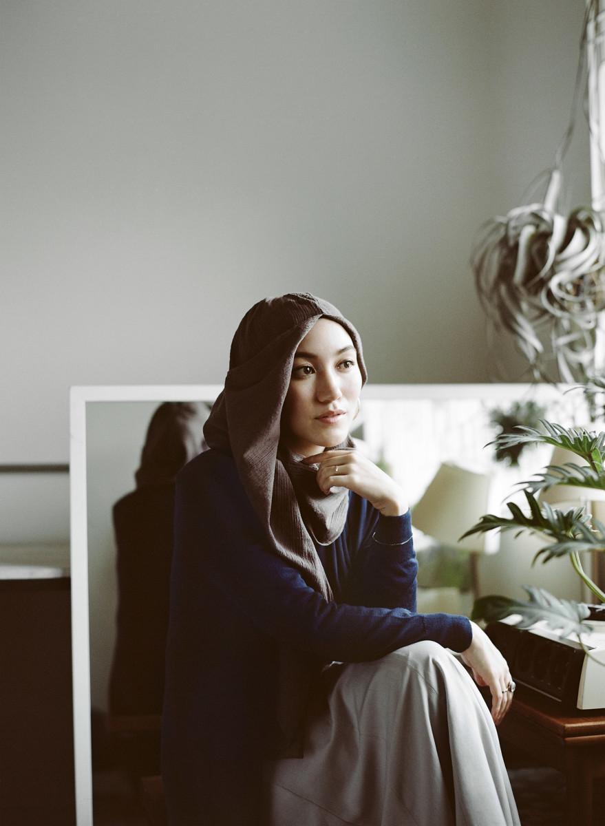 Hana Tajima. Photo: Uniqlo