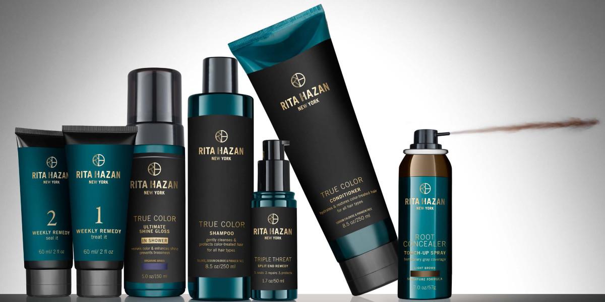 Rita Hazan product line, available at Sephora. Photo: Rita Hazan