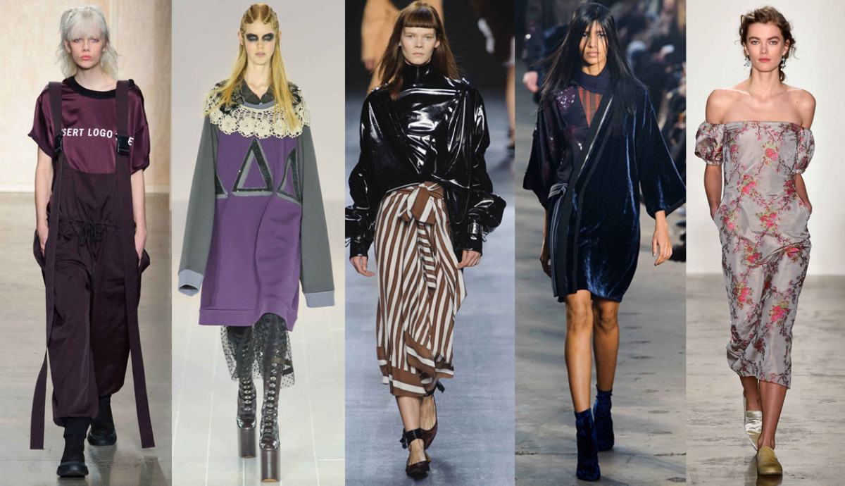 10 Top Trends from New York Fashion Week