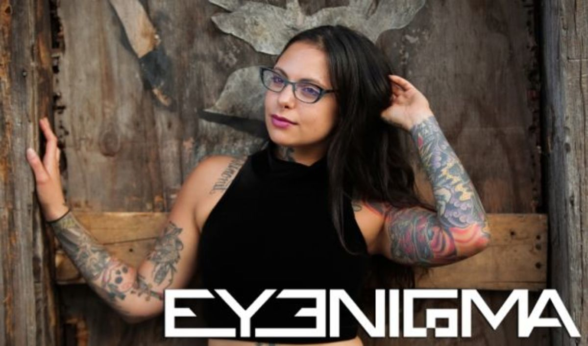 Image courtesy of Eyenigma Eyewear