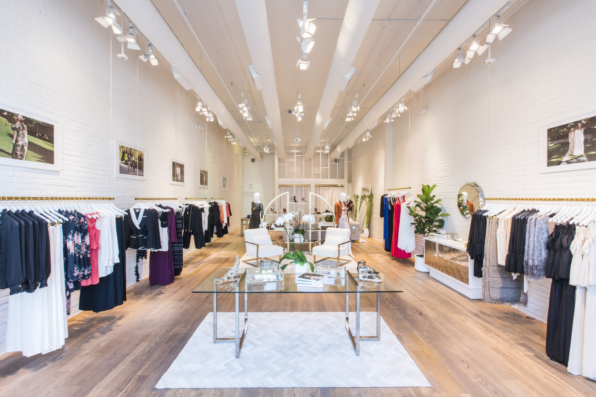 Rachel Zoe's pop-up. Photo: Courtesy of Laurel & Wolf