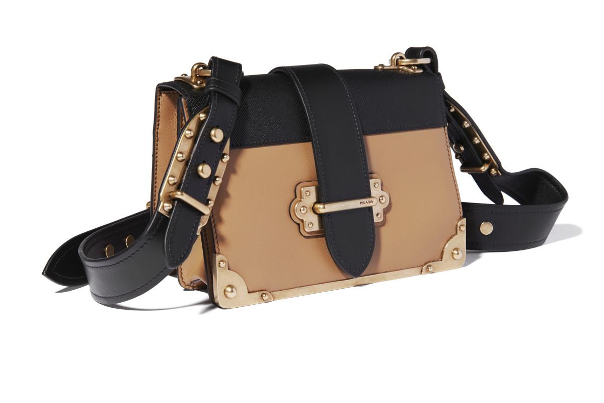 Cahier bag. Photo: Prada