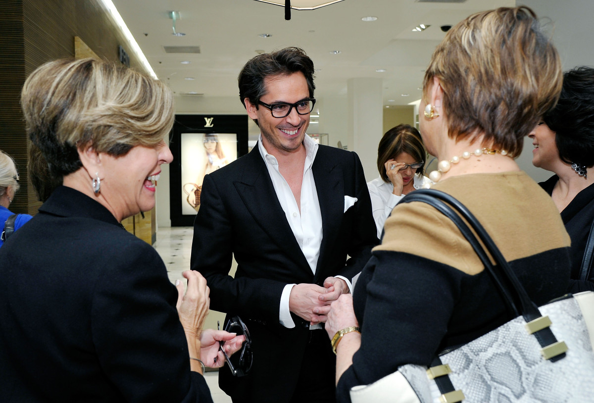 Kilian Hennessy at a Saks event. Photo: John Sciulli/Getty Images