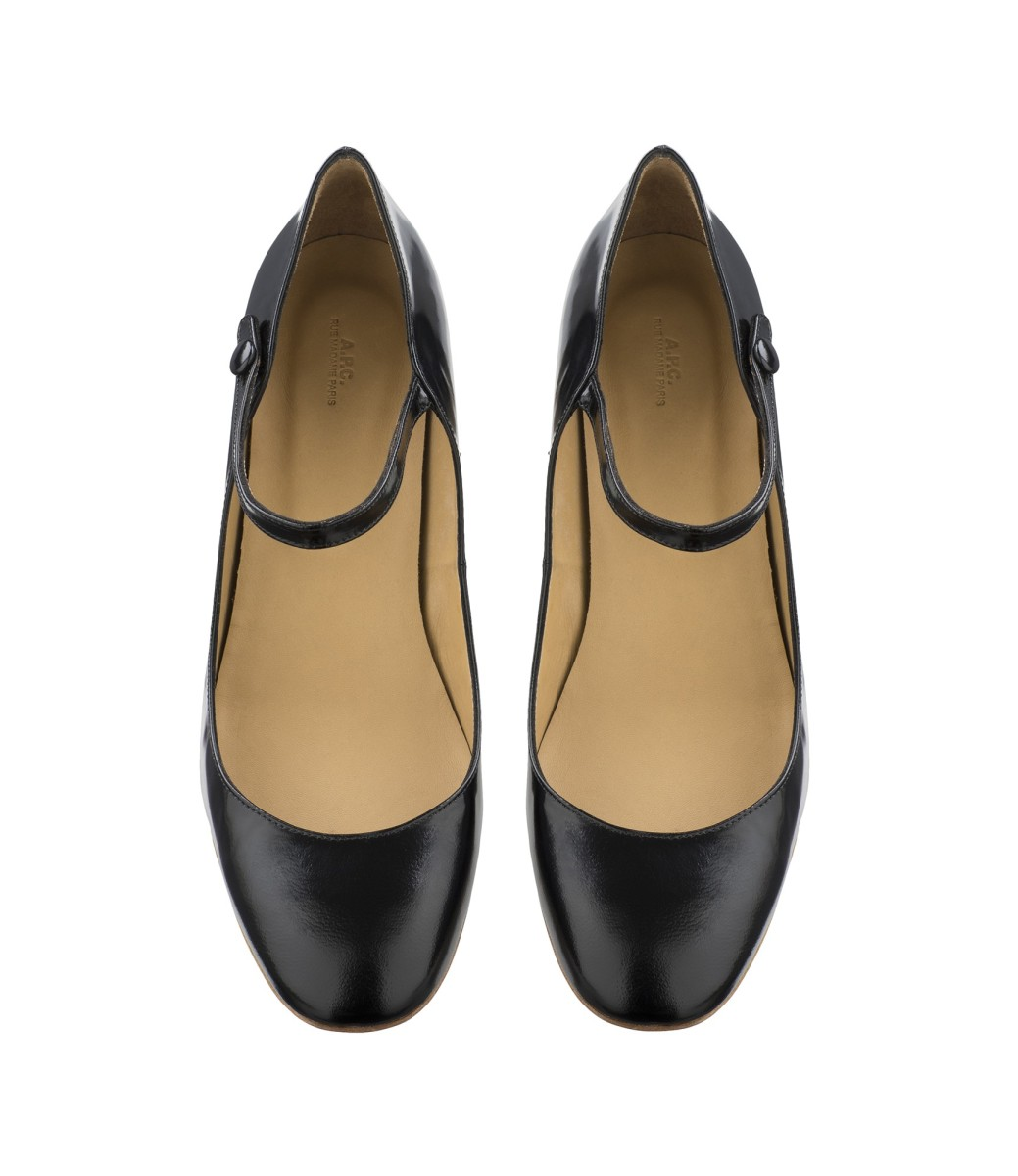 A.P.C. Jasmine shoes, $435, available at Shopbop and A.P.C.