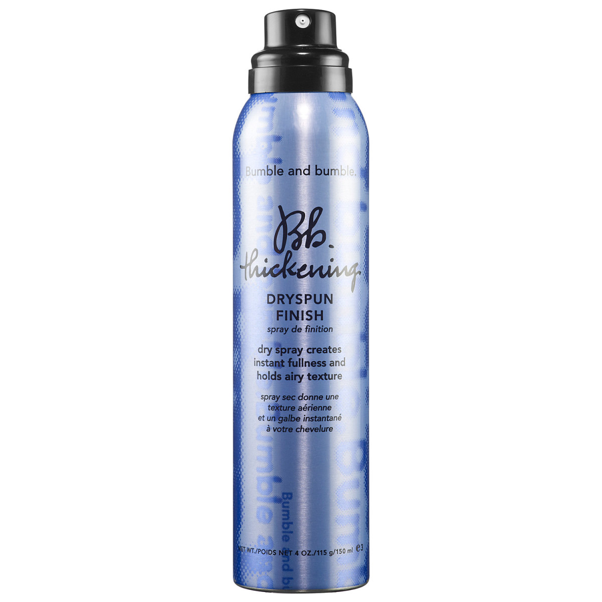 Bumble and Bumble Thickening Dryspun Finish, $31, available at Sephora.