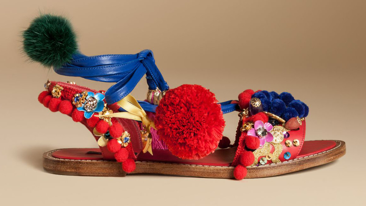 Dolce & Gabbana Makes Yet Another Cultural Misstep, Names Shoe ...