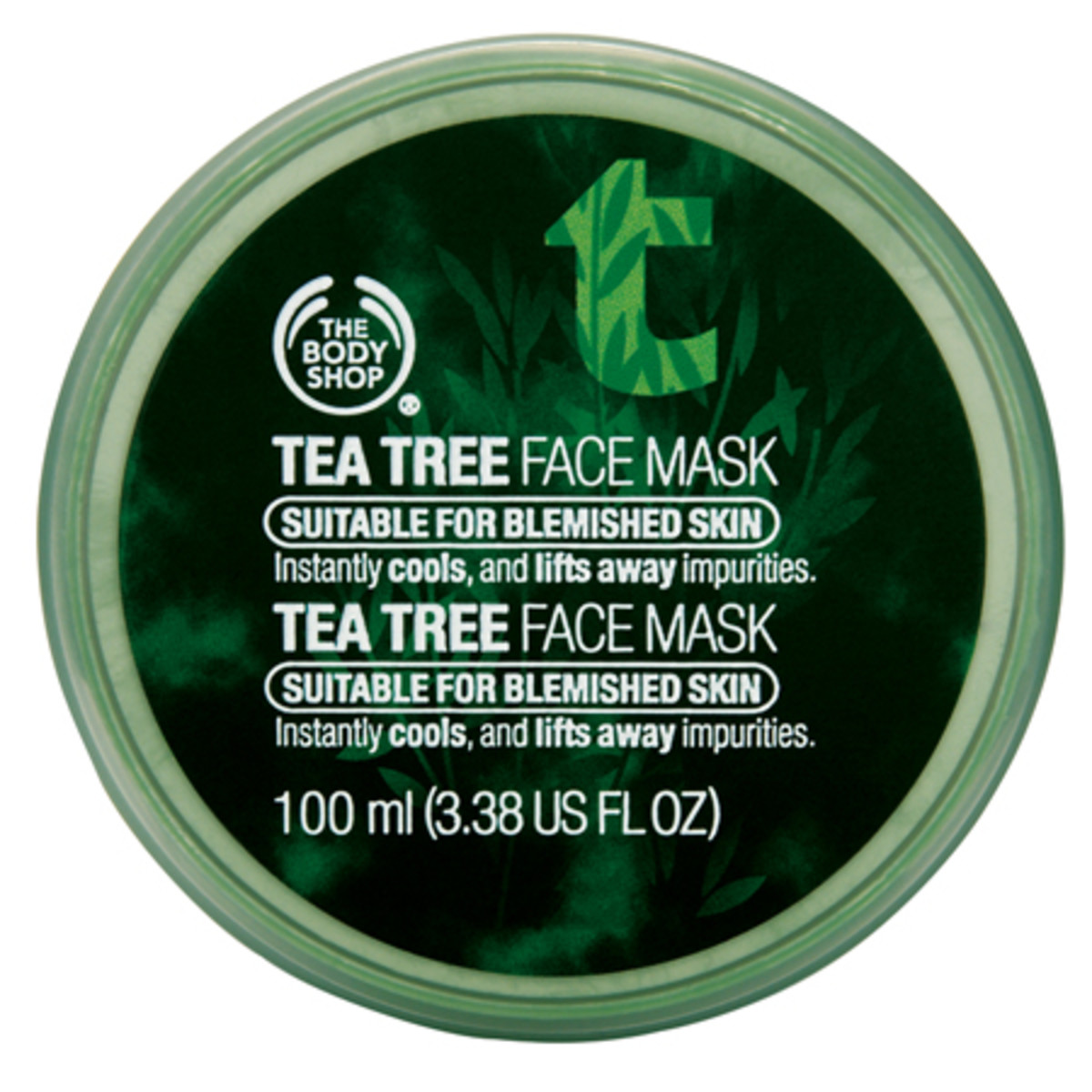 The Body Shop Tea Tree Face Mask, $17, available at The Body Shop.