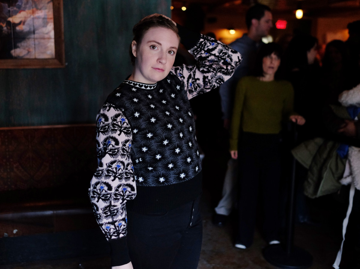 Lena Dunham. Photo: Nicholas Hunt/Getty Images