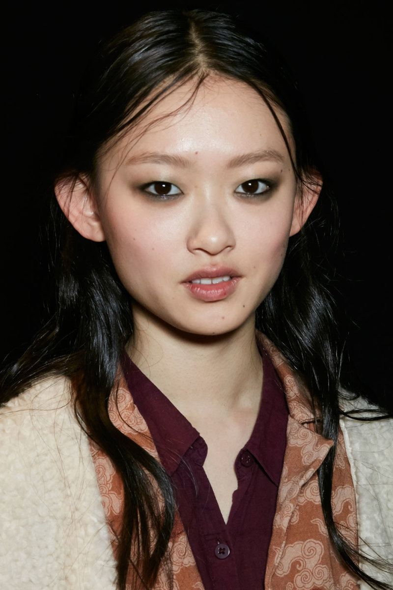Huang at Alberta Ferretti. Photo: Imaxtree