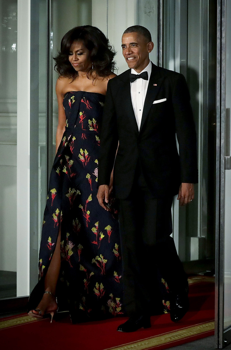 Michelle Obama and Barack Obama. Photo: Alex Wong/Getty Images