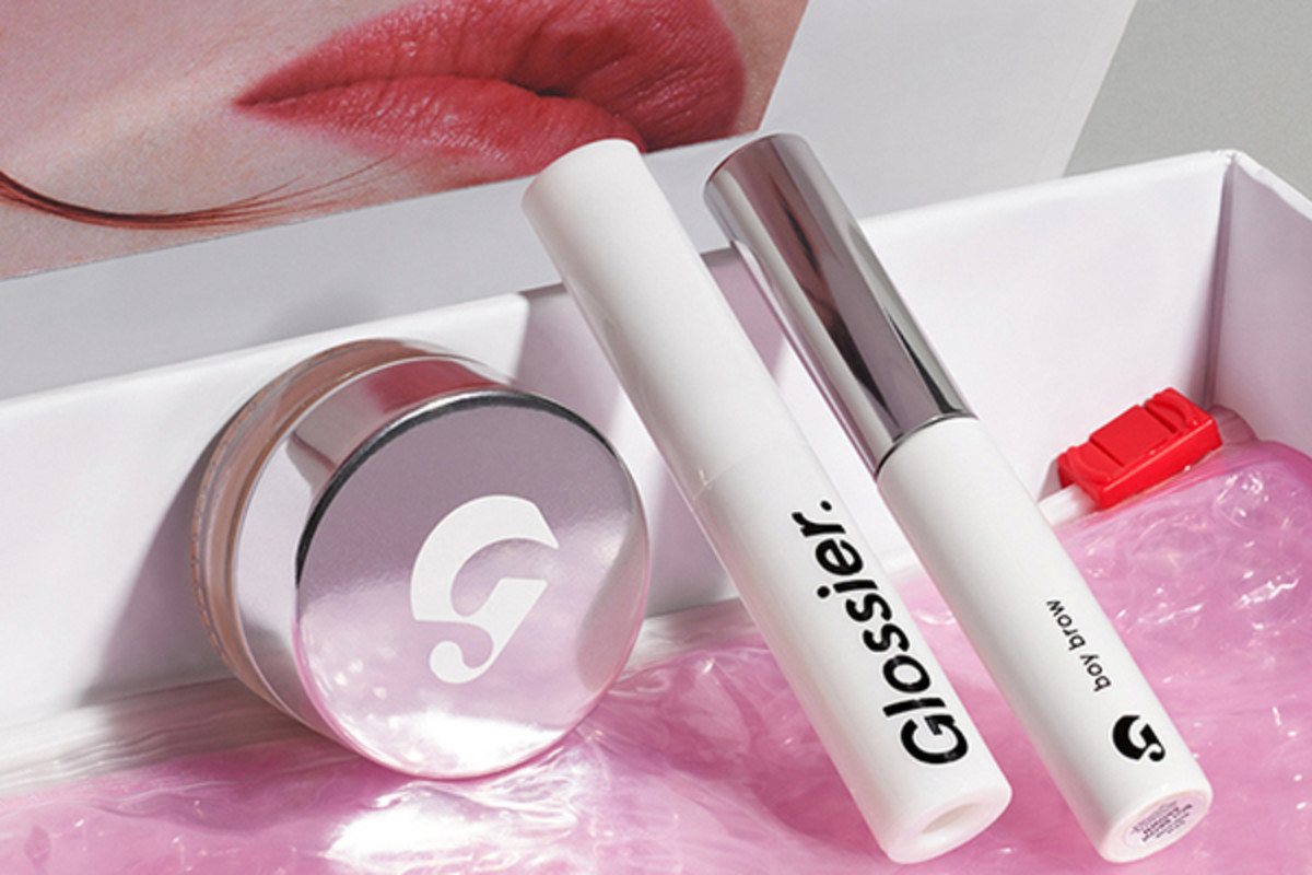 Glossier's Phase 2 set. Photo: Into the Gloss