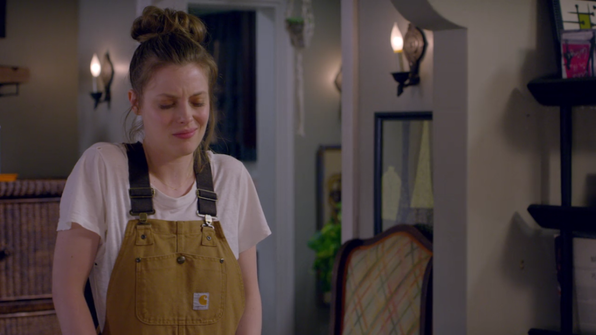 "Gillian Jacobs plays Mickey on ""Love."" Screengrab: Netflix"