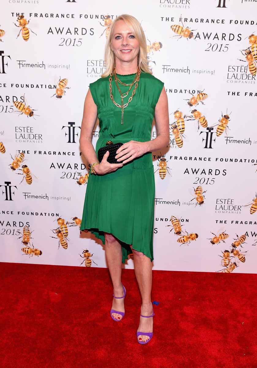 Linda Wells. Photo: Michael Loccisano/Getty Images for Fragrance Foundation