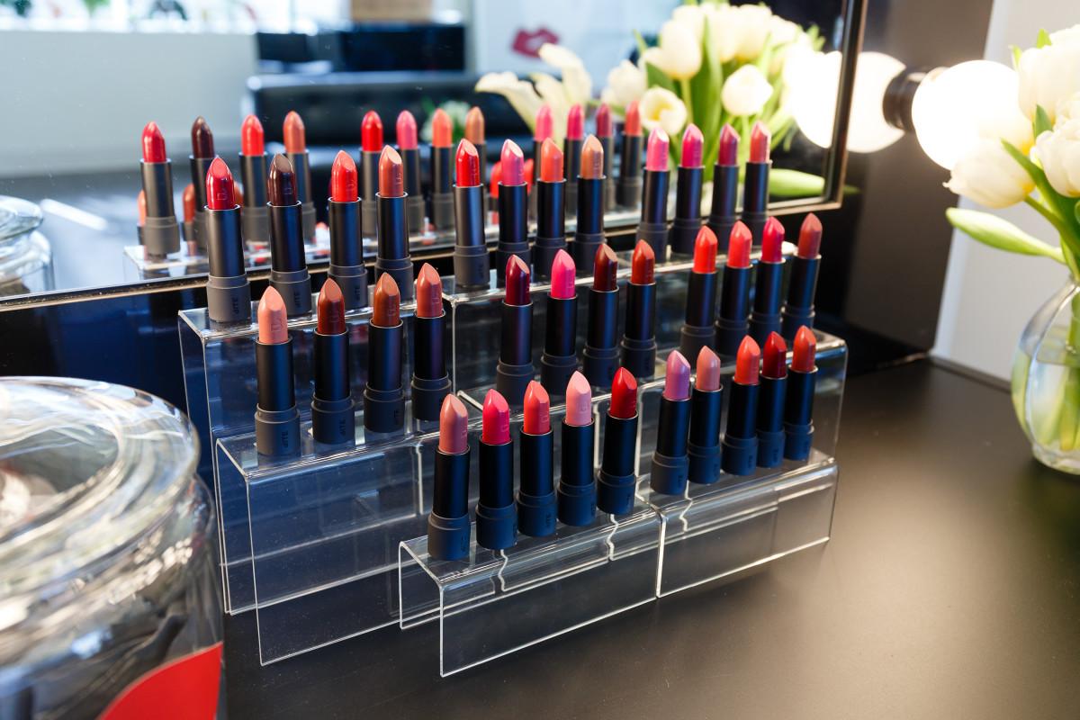 The new Bite Beauty Amuse Bouche lipstick range. (Photo: Bite Beauty)
