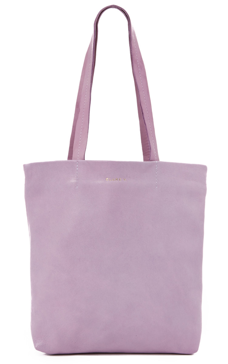 Clare V. Mick small tote, $195, available at Shopbop.