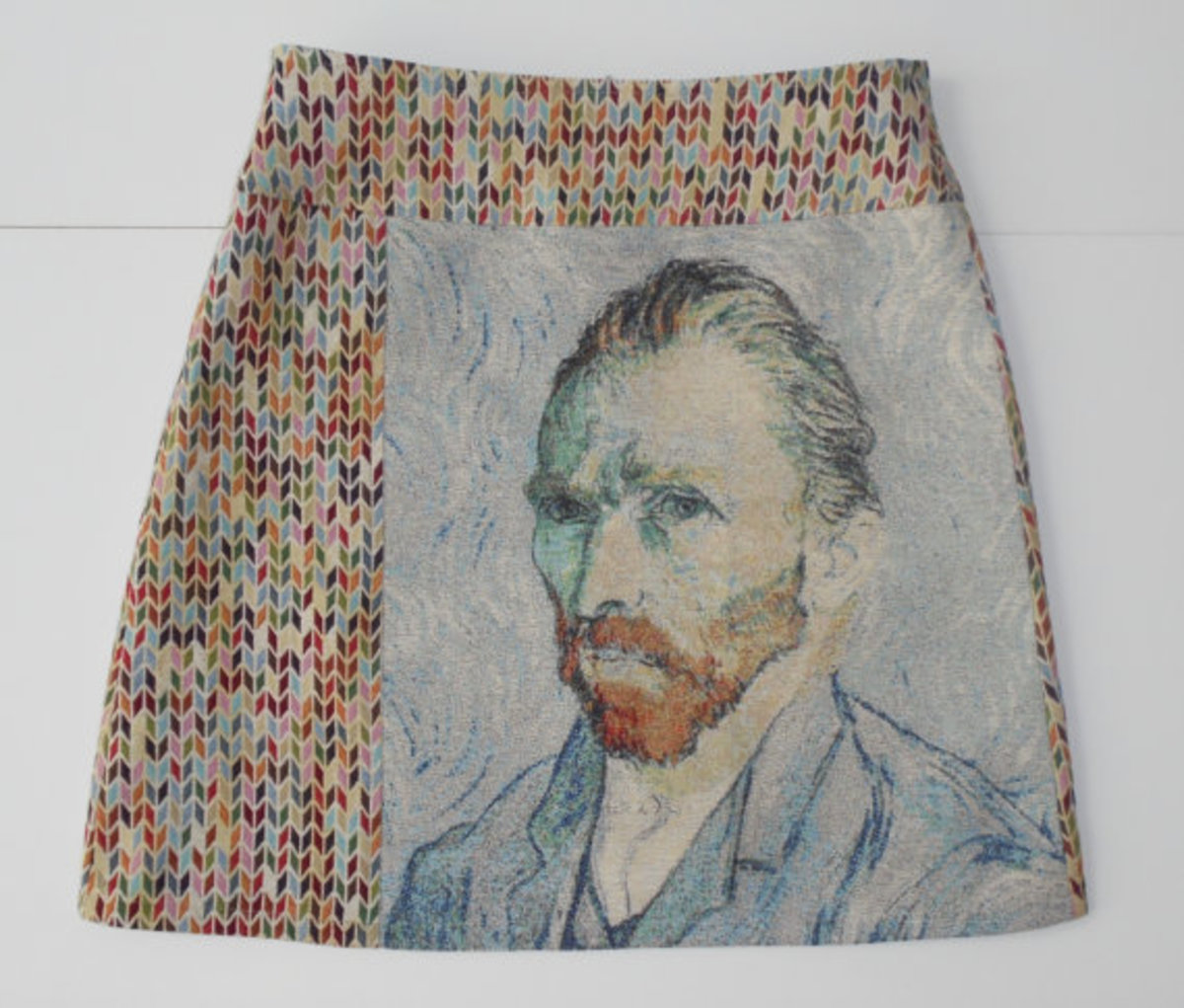 Van Gogh skirt, $80.87, available on Etsy.