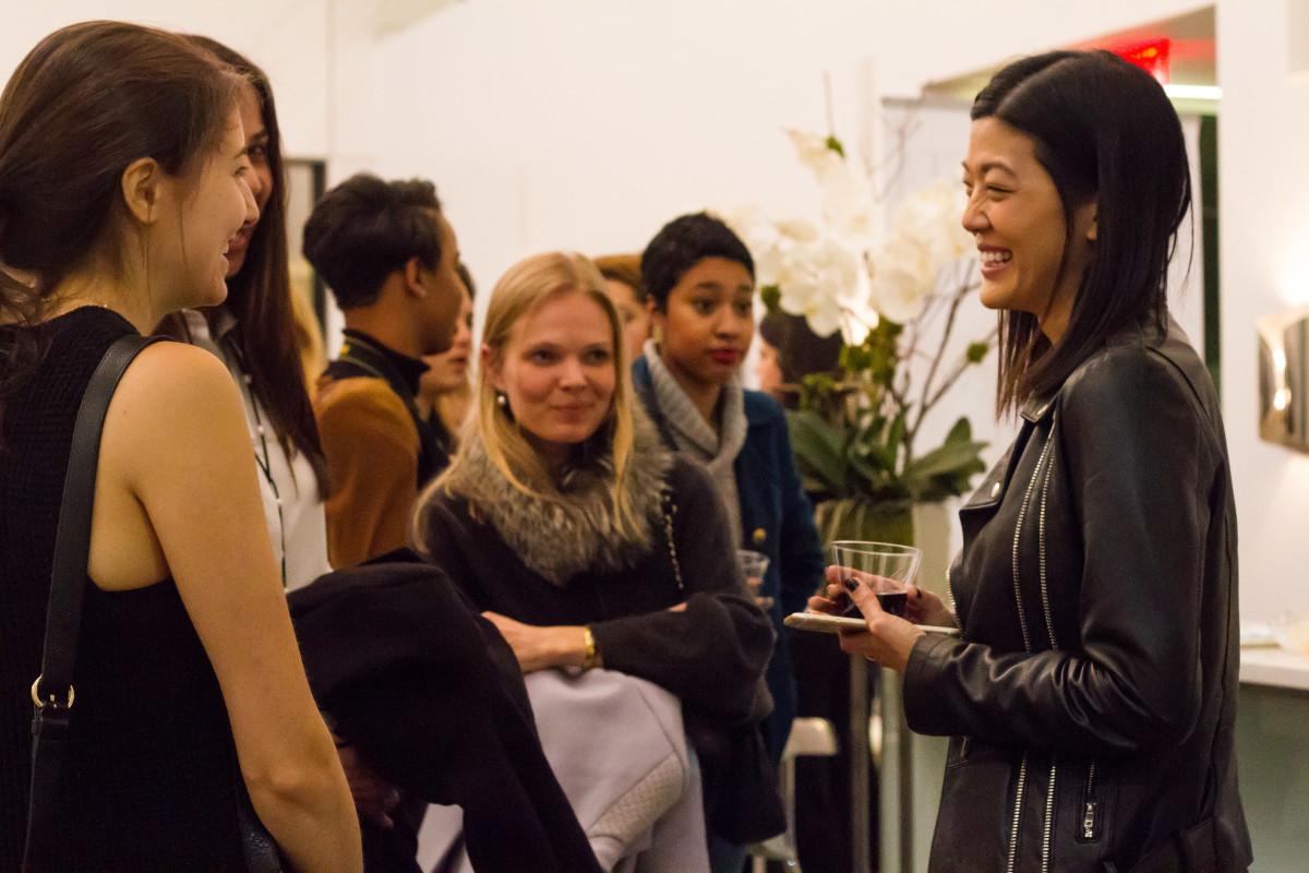 'Allure' Editor-in-Chief Michelle Lee. Photo: Fashionista