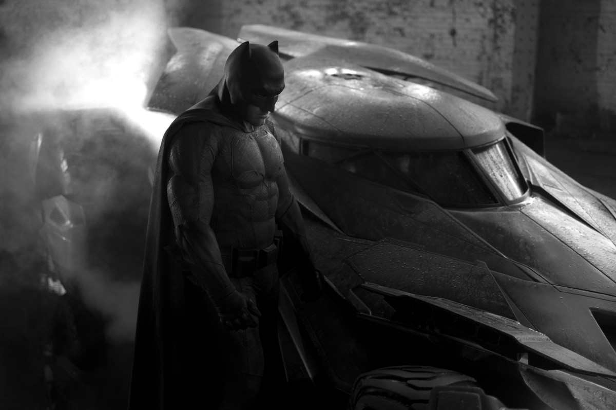 Sad Batman. Photo: Warner Bros. Pictures/TM & DC Comics