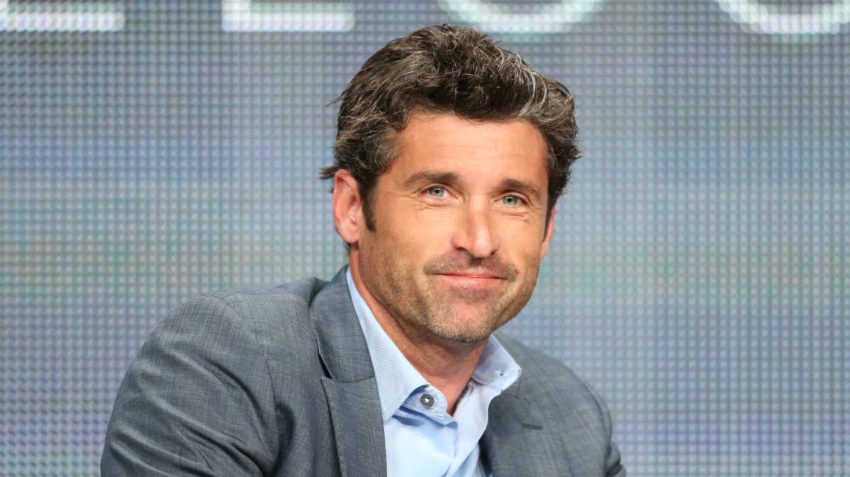 Patrick Dempsey Is Shilling His Wifes Beauty Line On Instagram
