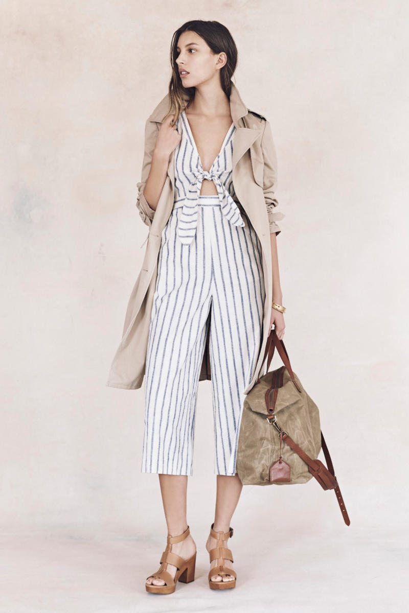 A look from Madewell's spring 2016 lookbook. Photo: Madewell
