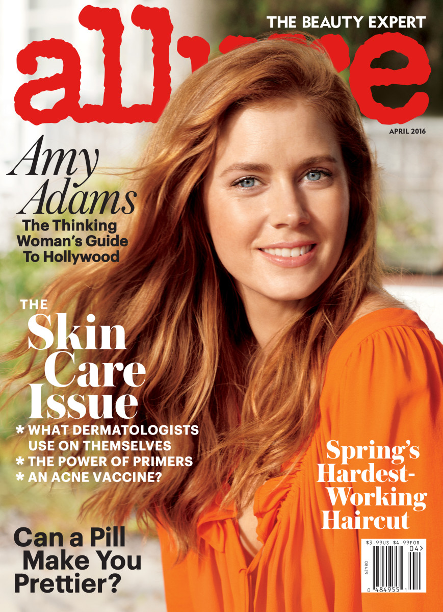 Allure's April 2016 issue. Photo: Allure