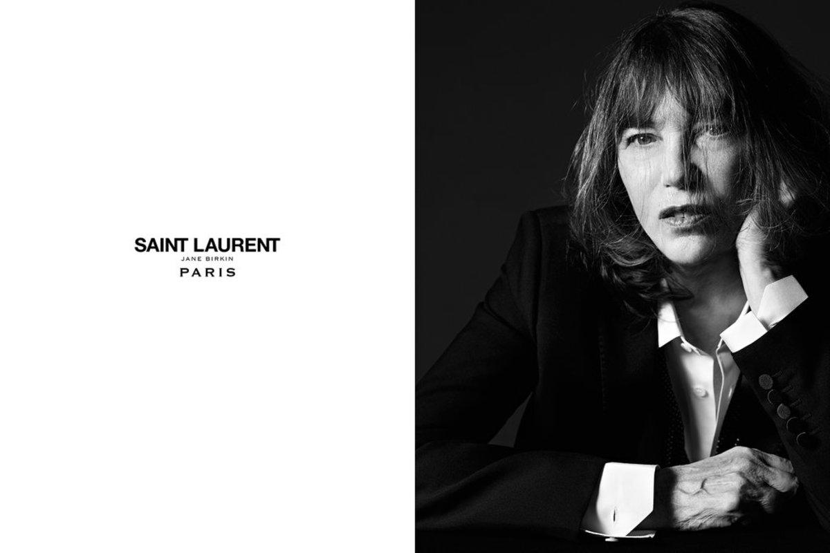 Photo: Hedi Slimane for Saint Laurent