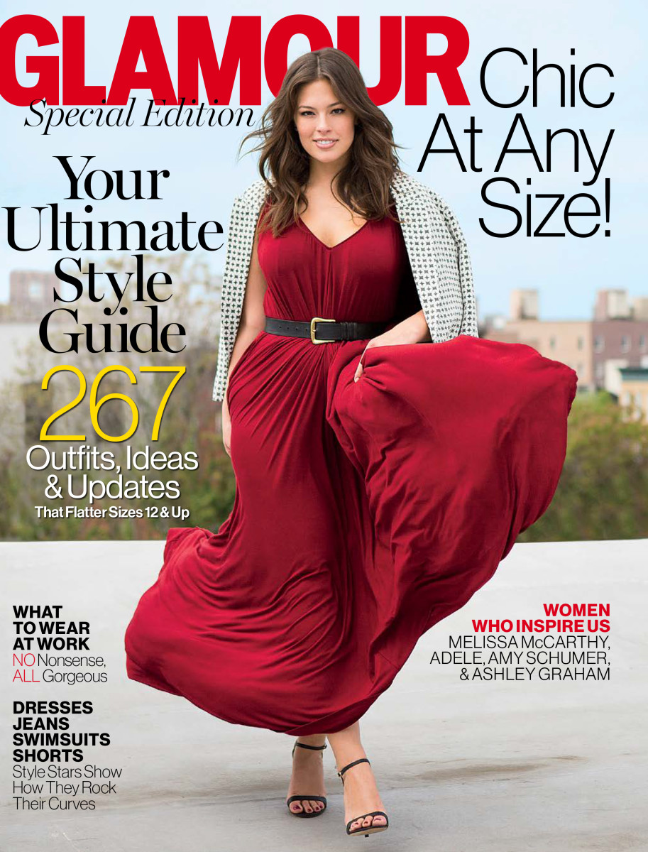 advertise in glamour magazine
