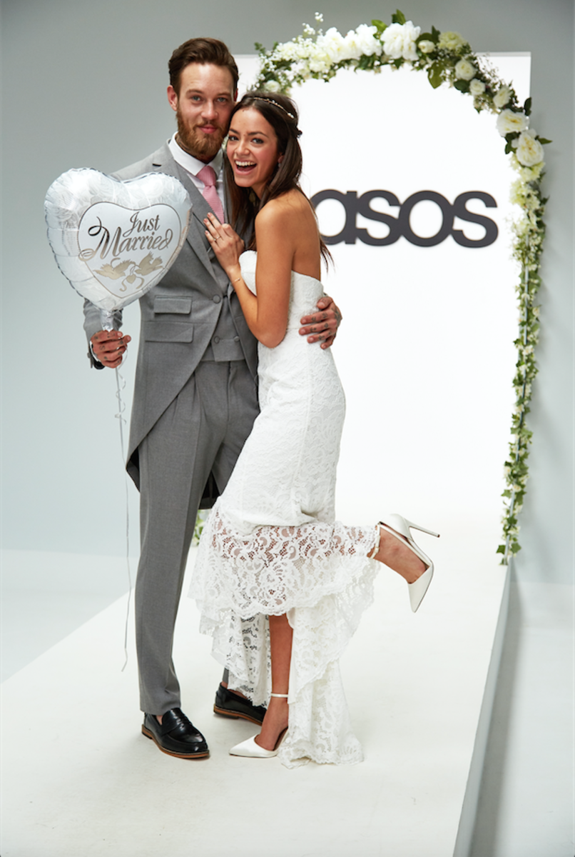 ASOS is launching a wedding chapel? PRANKED. Photo: ASOS