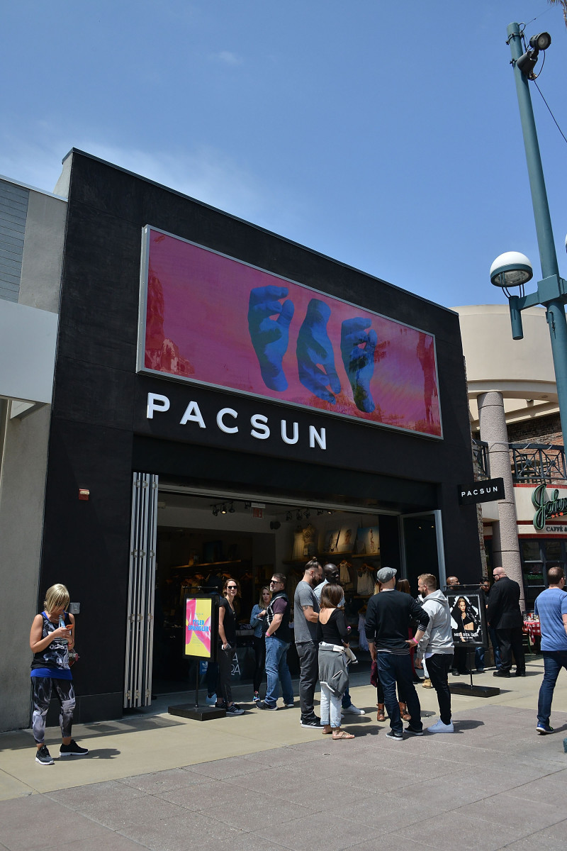 Photo: Araya Diaz/Getty Images for PacSun