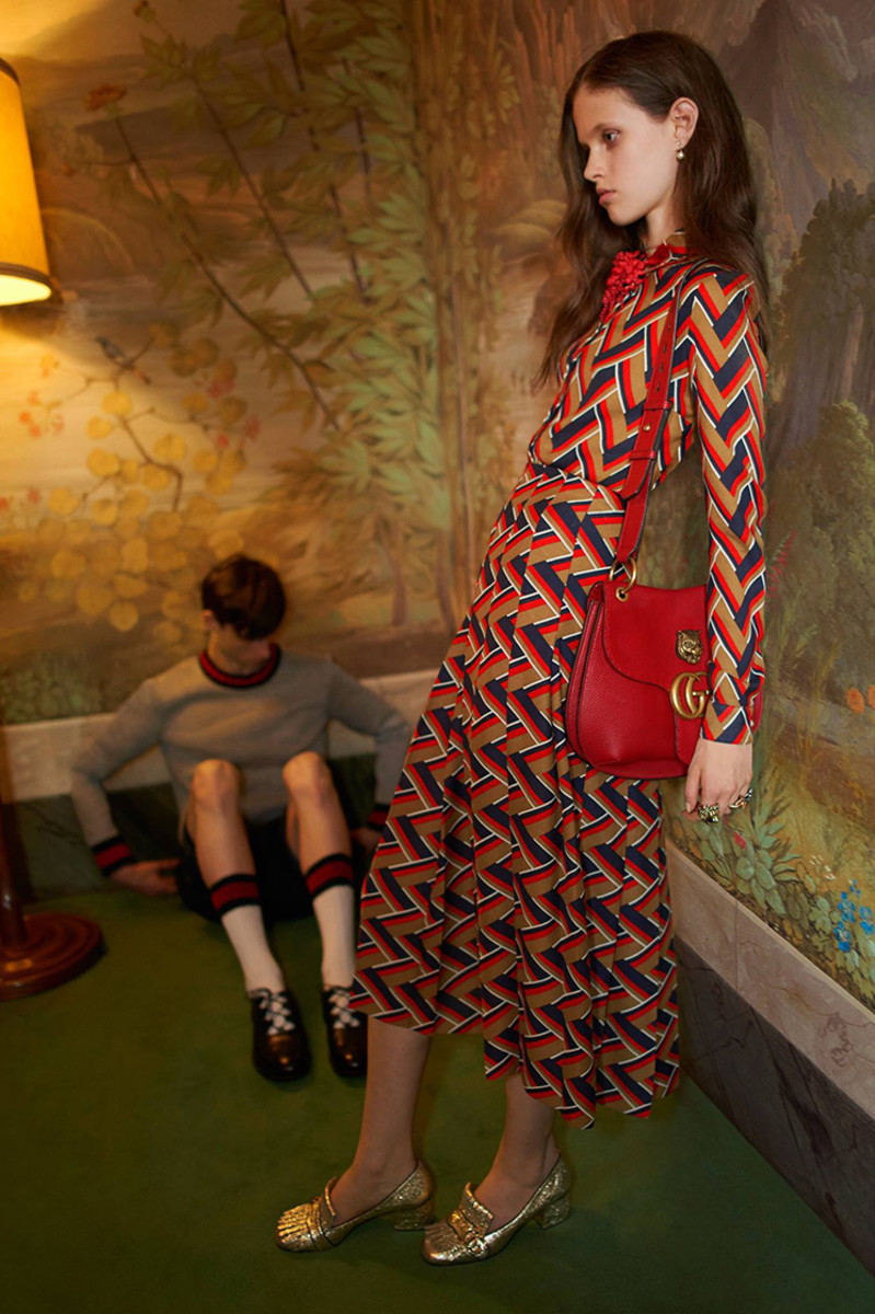 The other offending Gucci image. Photo: Gucci