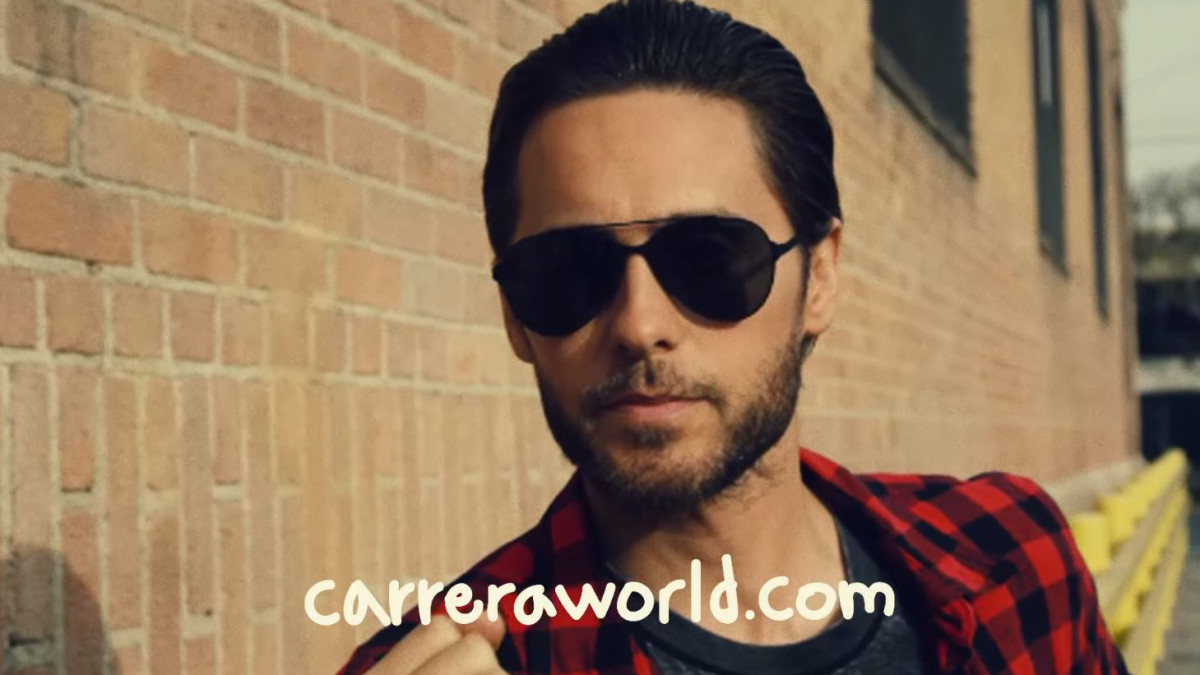eac0a4e848b Carrera Seeks Cool People To Hang With Jared Leto - Fashionista