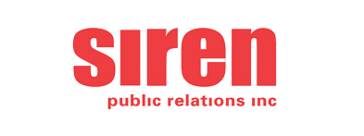 Siren PR Assistant Account Executive, Fashion Division In New York ...