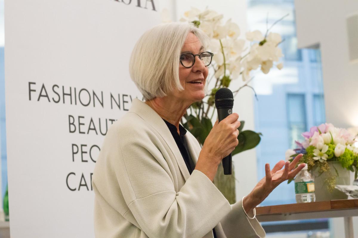 Eileen Fisher. Photo: Meghan Uno/Fashionista