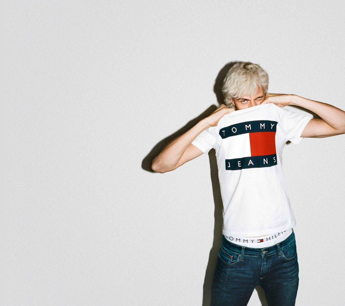 The Tommy Jeans capsule collection. Photo: Bryant Eslava/Tommy Hilfiger