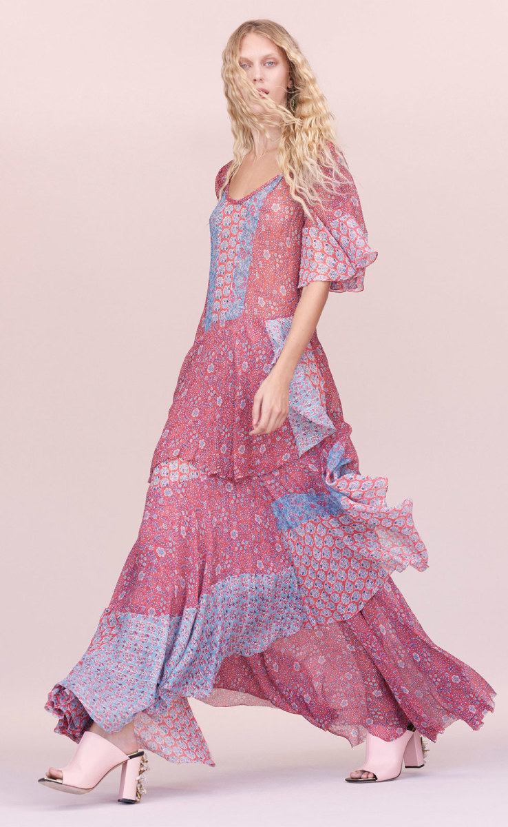 Rebecca Taylor Amanda dress, $562.50 with code FREIND25 (from $750.00), available at Rebecca Taylor