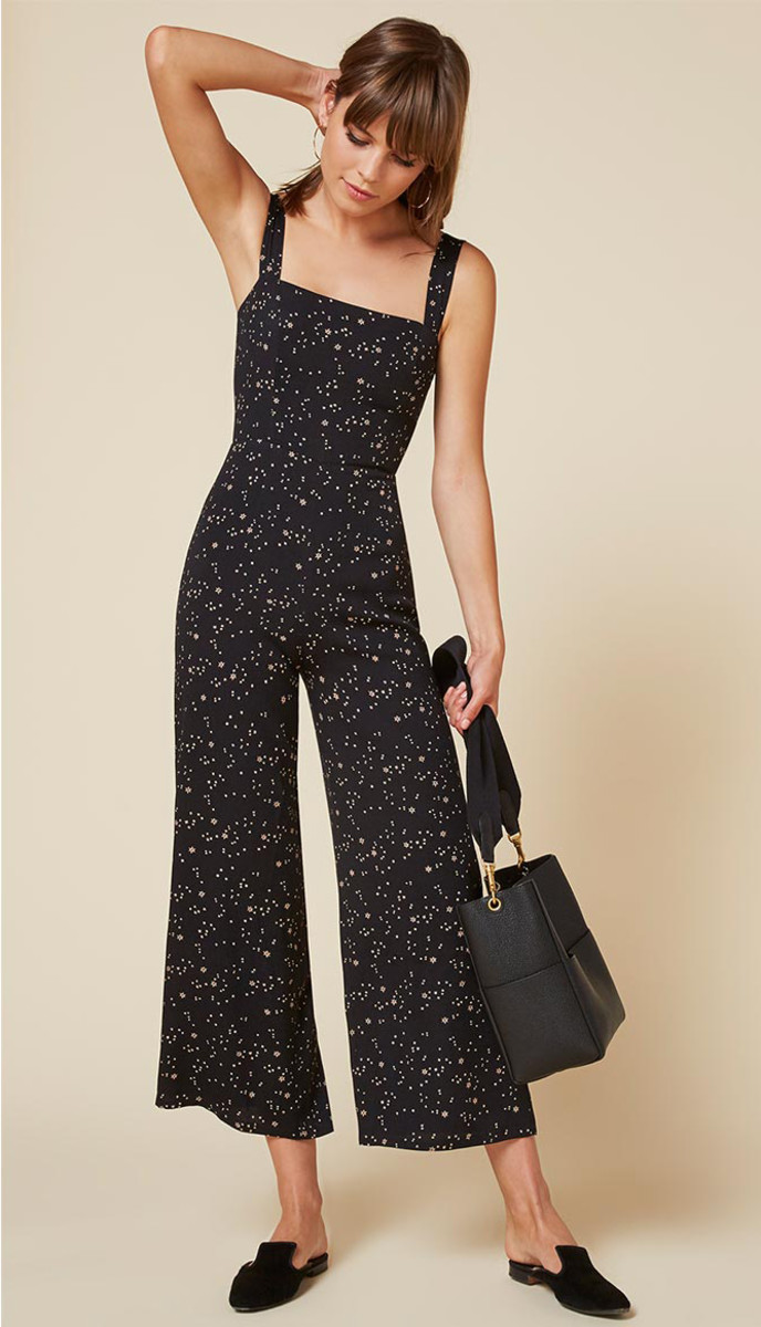 The Reformation Spades jumpsuit, $198, available atReformation.