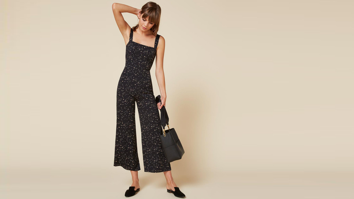 Chantal's Starry, Day-to-Night Jumpsuit