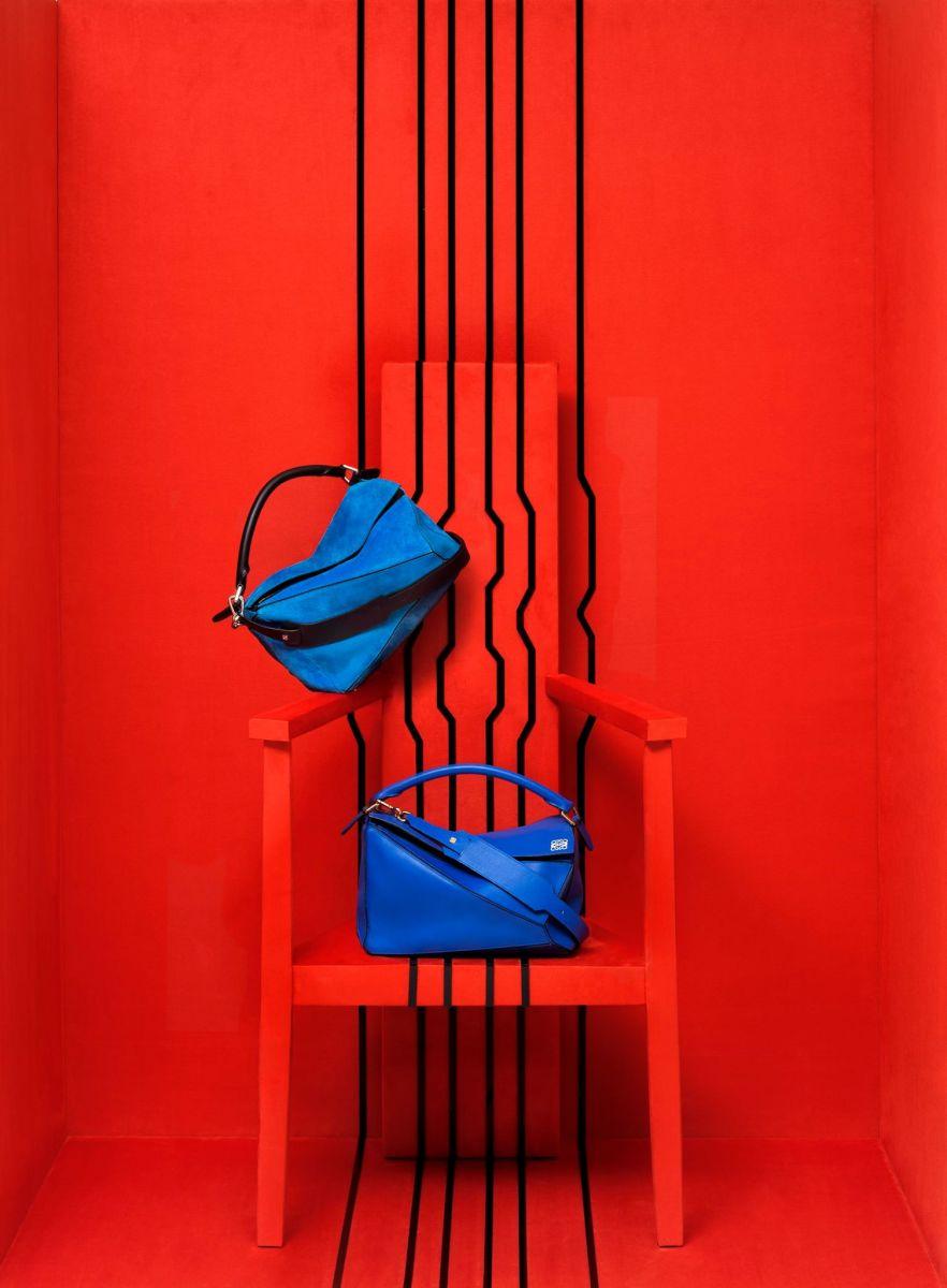 Loewe handbags. Photo: Facebook/Loewe