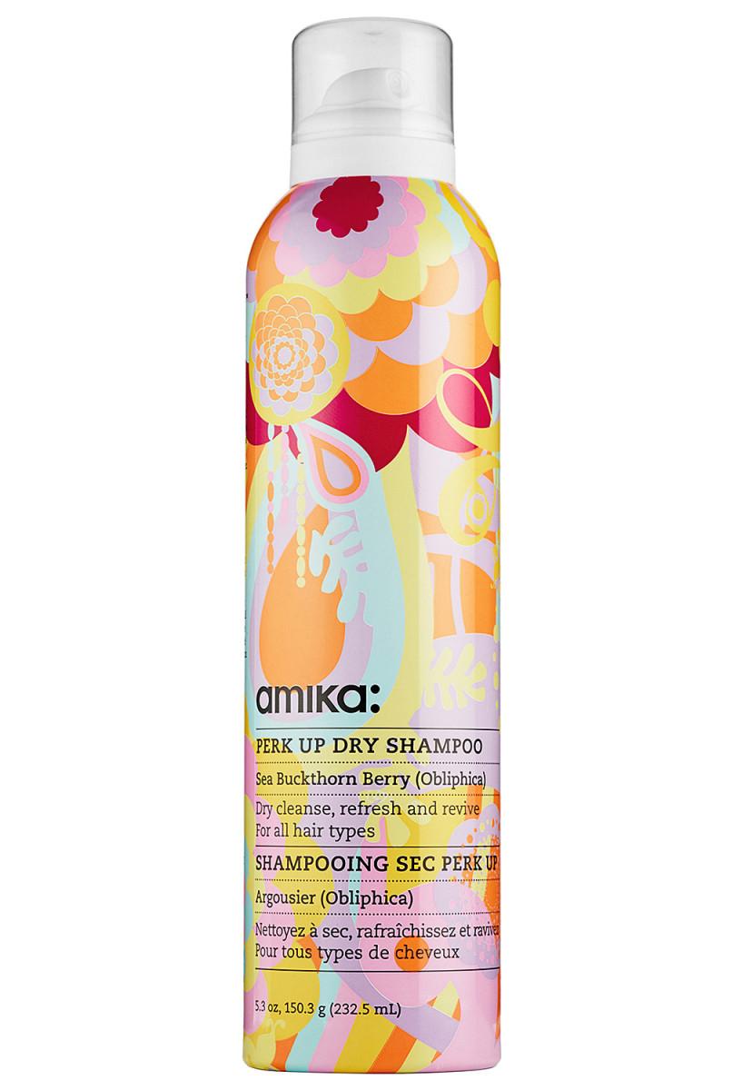 Amika Perk Up Dry Shampoo, $22, available at Sephora.