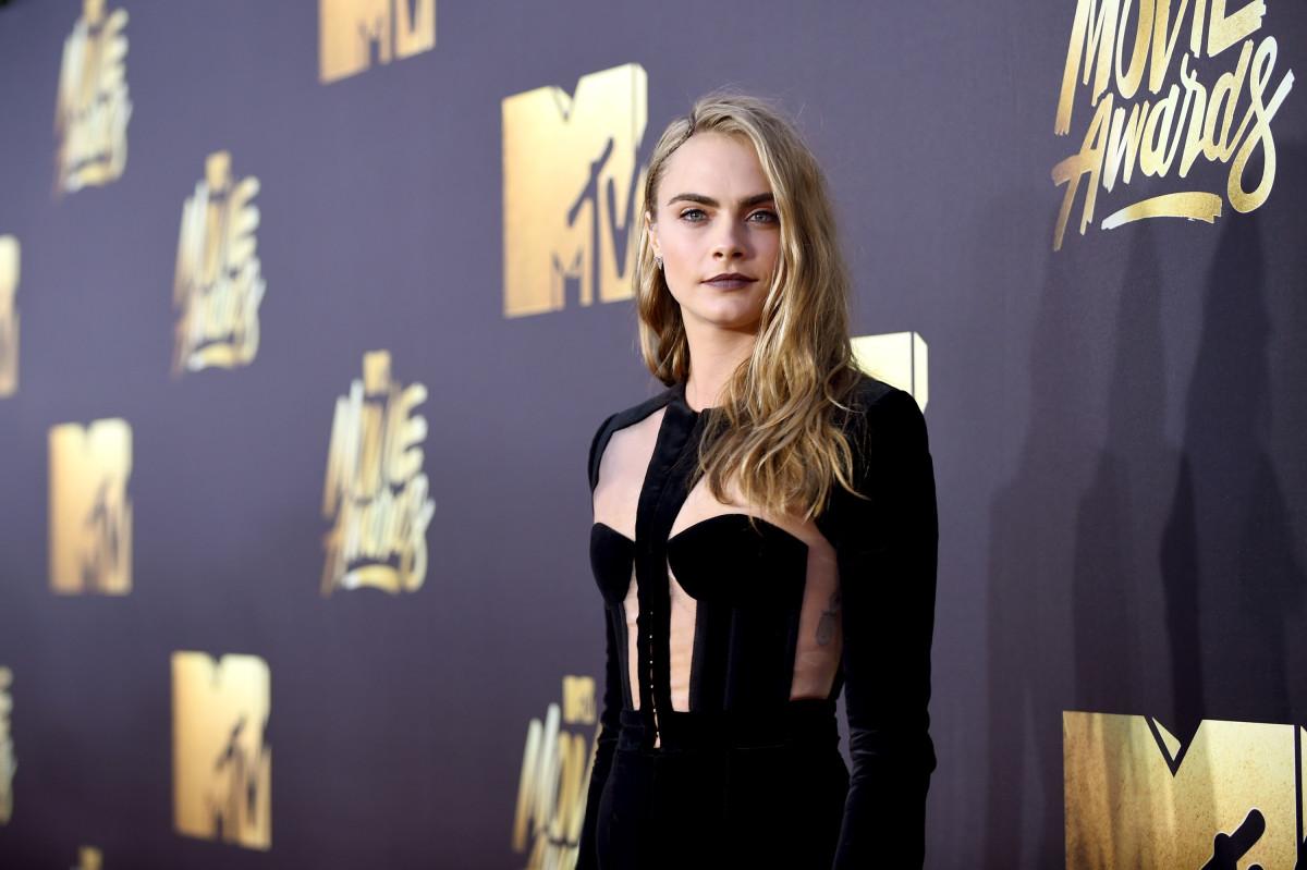 Cara Delevingne. Photo: Emma McIntyre/Getty Images for 'MTV'